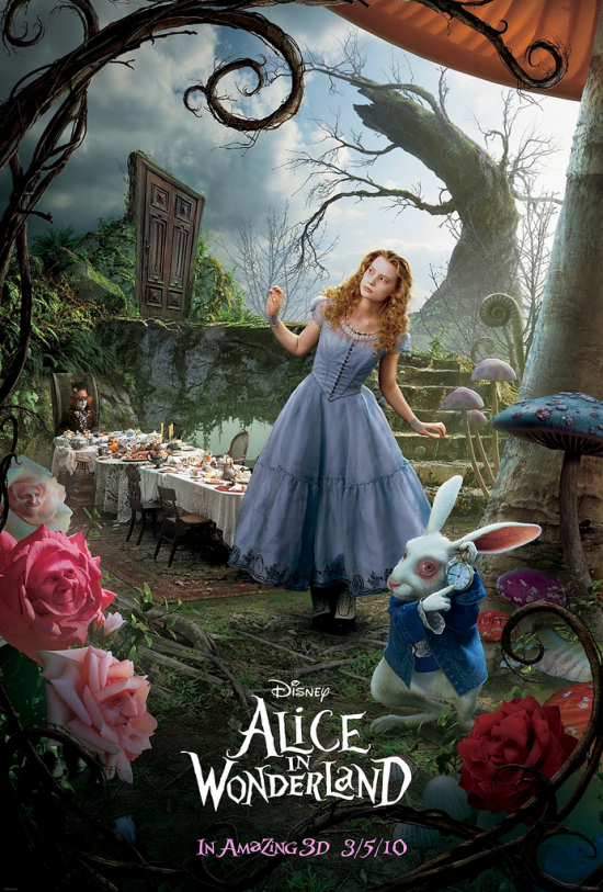 Alice-In-Wonderland-Movie-Poster | FLIX | CRITIC
