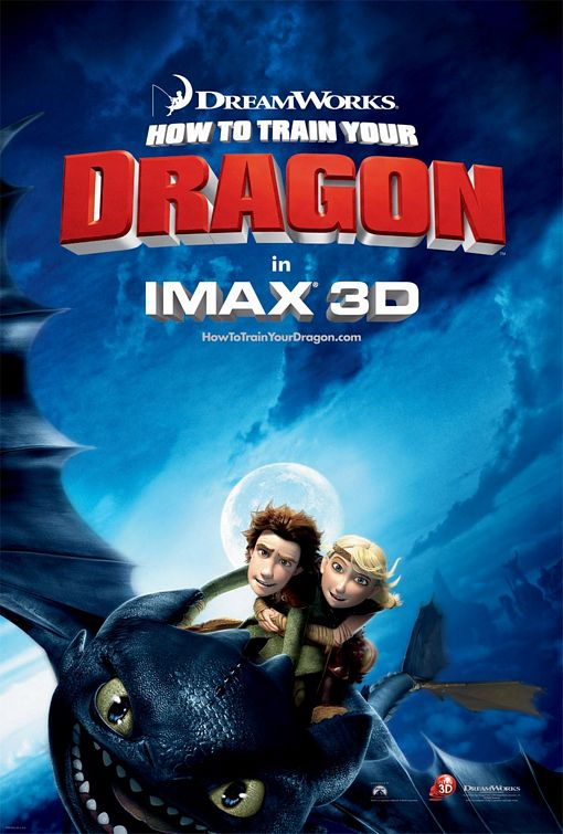 How To Train Your Dragon TS XviD