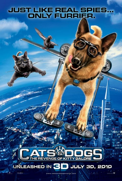 Watch Cats & Dogs: The Revenge of Kitty Galore Full Movie Online | Free Movie Stream Online