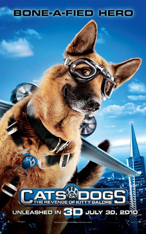 Cats And Dogs Synopsis