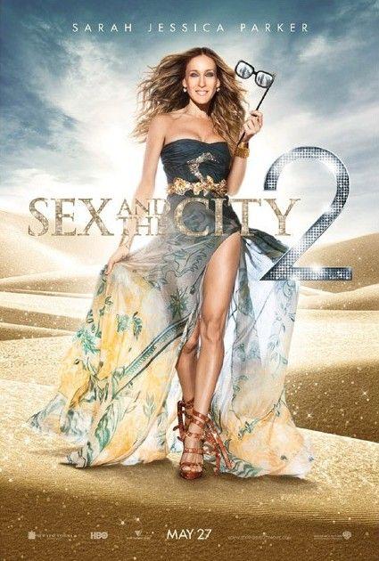 Sex and city 2 spoiler