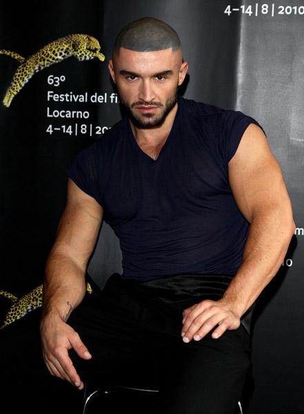 gay bear muscle men